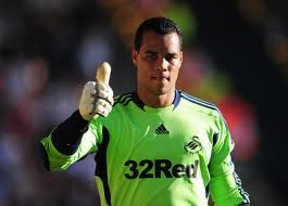 Arsenal Transfer News -  Michel Vorm To Replace Szczesny