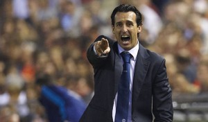 Emery - The new manager faces off against a strong Barca side
