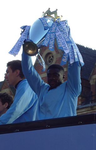 Manchester City's troubled Kolo Toure