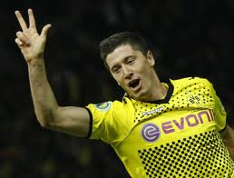 Robert Lewandowski: Man of the Match