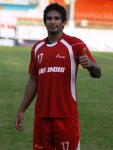 Manandeep Singh: Can he end India's goal drought !!!