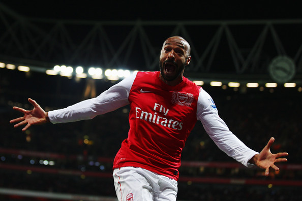 Arsenal Transfer, Arsenal Rumour, Arsenal, Thierry Henry, Zaha