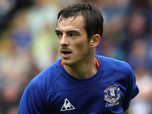 Leighton Baines - Everton left back