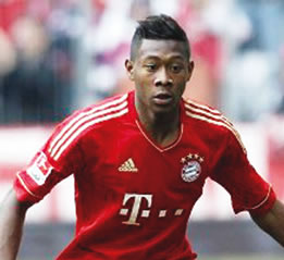 Alaba - his injury will force Pep to rethink tactics