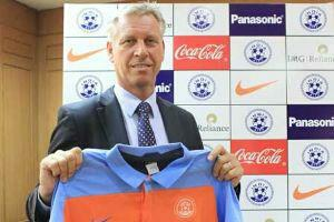 Wim Koevermans New Indian football coach