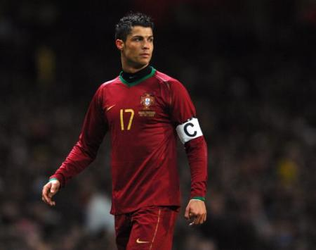 Ronaldo led Portugal to victory again in Copenhagen