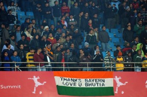 Bayern vs India was a step in the right direction