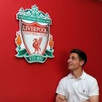 Joe Allen_Liverpool FC