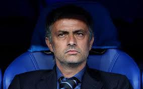 Real Madrid_Jose Mourinho