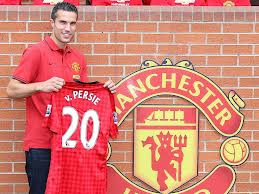 Robin van Persie_Manchester United