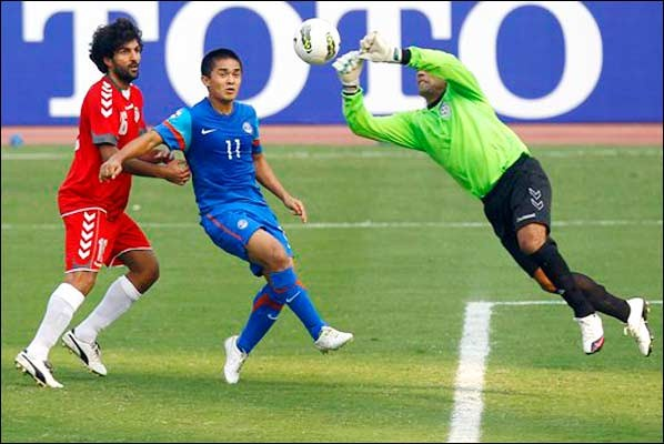 Sunil Chettri - Indian Football's best bet currently