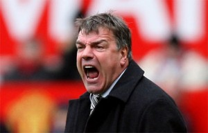 Sam Allardyce - West Ham United manager |