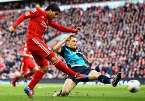 Luis Suarez: Gunning to join Arsenal because no one else came calling