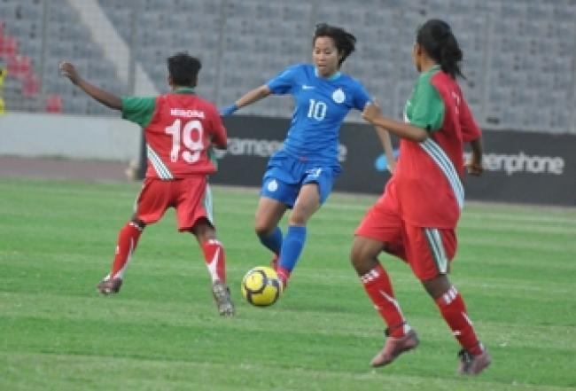 AIFF_[C]_Indian_women's_team