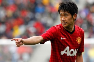 Kagawa revelled in his preferred number 10 role
