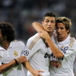 Coentrao and Marcelo to Cristiano Ronaldo: Come here my sunshine