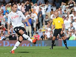 Berbatov has not found his smooth touch so far this season.