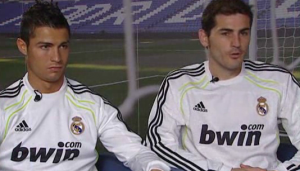 Cristiano Ronaldo and Casillas: Uneasy Truce