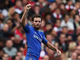 Juan Mata is a number 10, and will not excel in a left-sided role