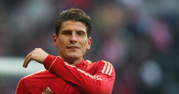 Tottenham Hotspur Transfer News - Mario Gomez On The Radar