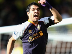 Liverpool FC - Suarez, Arsenal and the battle for Top 4