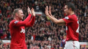 Wayne Rooney - A lethal partnership with van Persie could undo Liverpool
