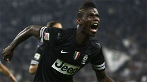 Juventus's Paul Pogba is a target for Real Madrid