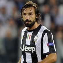 Real Madrid vs Juventus - Pirlo's experience needed at the Bernabeu