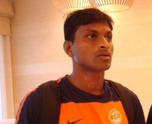 Arnab Mondal - Waiting for his Chance
