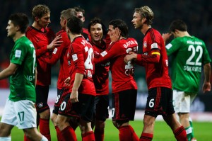 Leverkusen Out To Pull Off Double Over Bayern