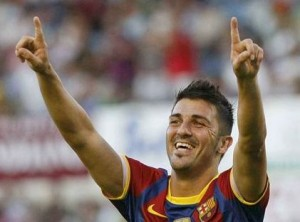Tottenham Hotspur Transfer News - David Villa On The Way