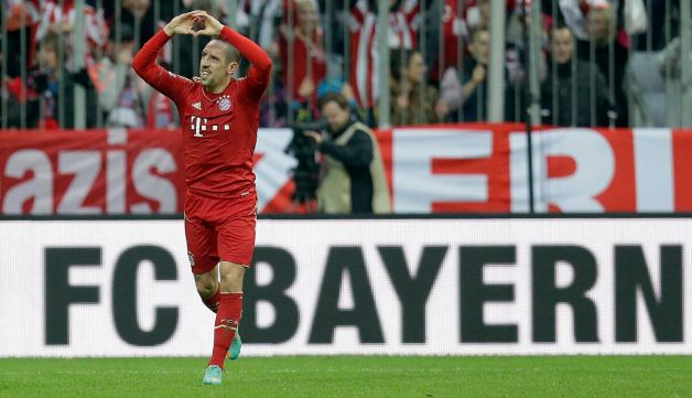 Bundesliga matchday 11 review - Bayern equal 36 match unbeaten record