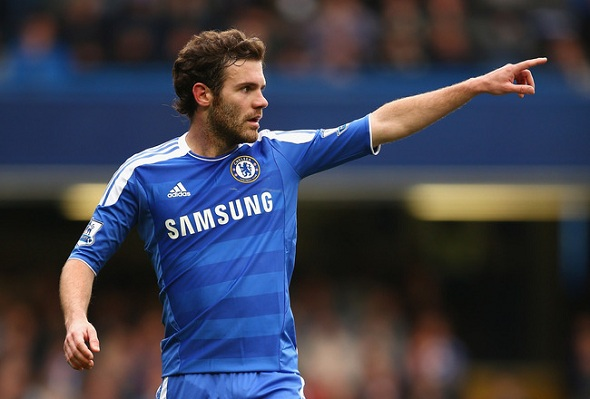 Manchester United Inquires About Chelsea Attacker Juan Mata