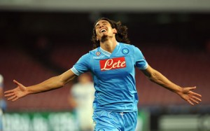 PSG Lead Chelsea In The Pursuit Of Cavani