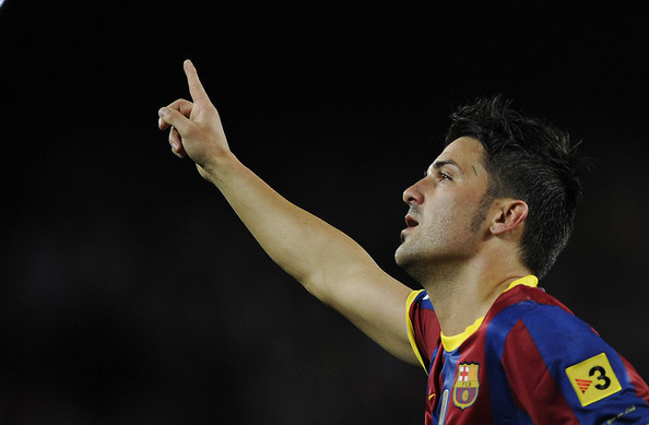 Barcelona, David Villa, Arsenal transfers