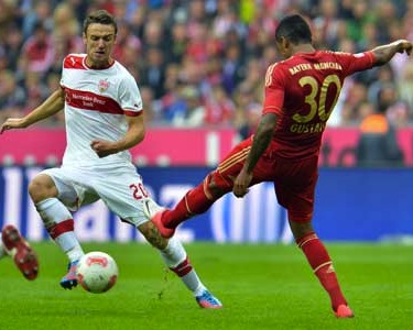Luiz Gustavo Welcomes Potential Arsenal Move