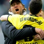 Klopp has faith in his team. But can Dortmund still catch Bayern?