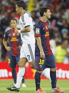 Ronaldo and Messi- Who Will Steal The Show At Camp Nou?