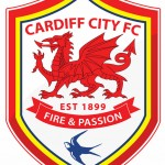 Cardiff Cityai??i??s new logo with the red dragon figuring prominently
