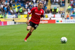 Craig Bellamy - Will he help open up Everton's defence for Cardiff City?