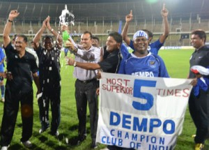 Can Dempo SC Defend Their I-League Title In 3rd Attempt?
