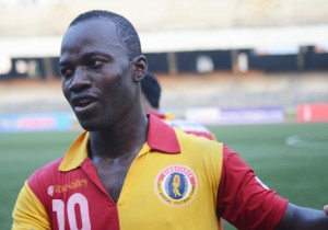 Chidi Edeh: The Red-&-Gold HitMan