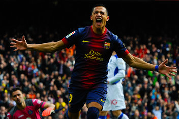 Alexis Sanchez - FC Barcelona forward | FC Barcelona - The Resurrection Of Alexis And Pedro Under Tata Martino