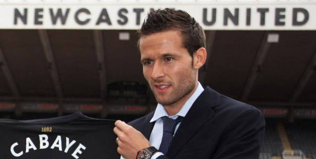 Arsenal To Make An Improved Offer For Cabaye