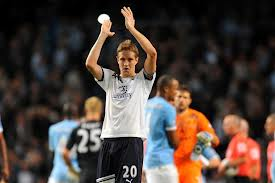 Michael Dawson - Leading from the front