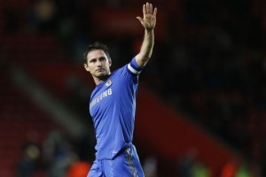 Chelsea FC Midfielder Frank Lampard Signs A Contract Extension