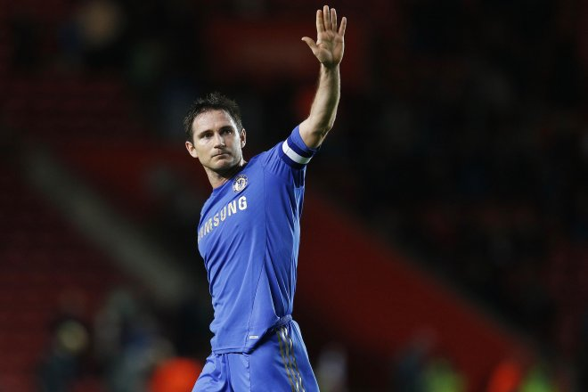 Frank Lampard - Essential to Mourinho against Everton