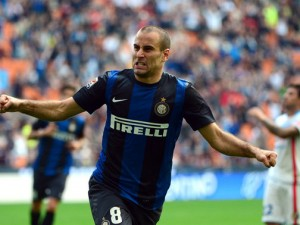 Rodrigo Palacio - Inter Milan striker | Serie A Review: Milan deeper into oblivion, Juventus juggernaut rolls on | Week 28