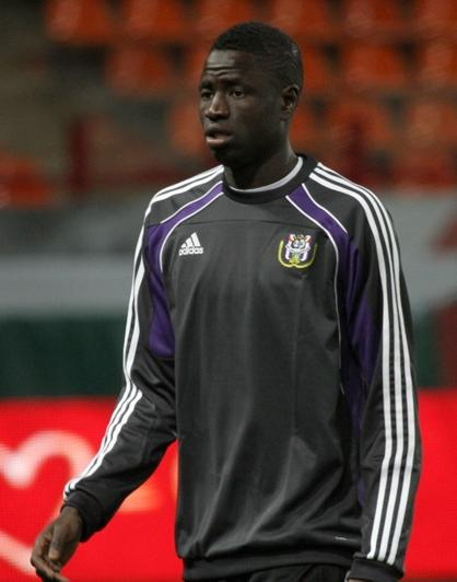 Arsenal Transfer News — Anderlecht's Cheikhou Kouyate could be a target.