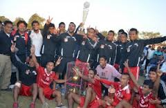 Pune FC Reserves With All India Gold Cup